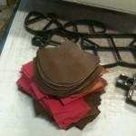 steel leather dies