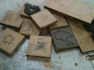 plywood dies