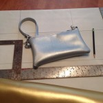 SIlver Metallic Wrislet